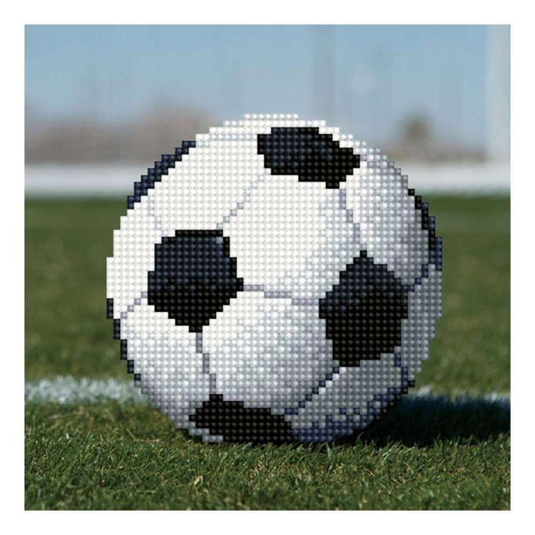 Diamond Dotz Soccer Ball Kit