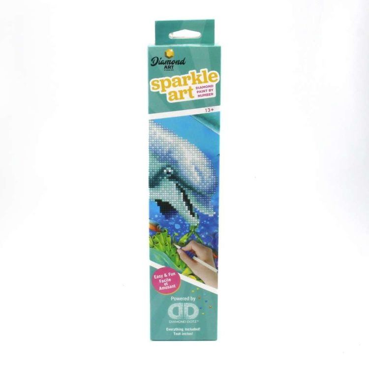 Diamond Dotz Dolphin Kit