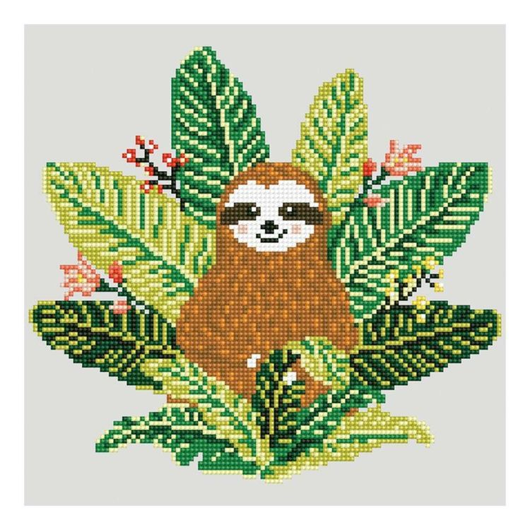 Diamond Dotz Sloth Kit