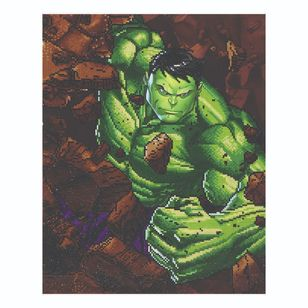 Diamond Dotz Hulk Smash Kit