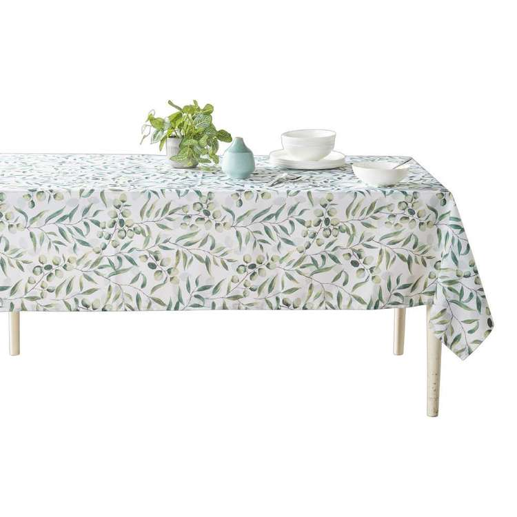 Living Space Leuka Printed Table Cloth