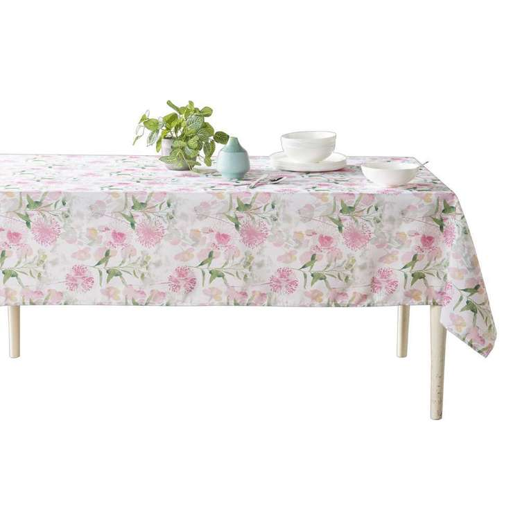 Living Space Lilla Printed Table Cloth