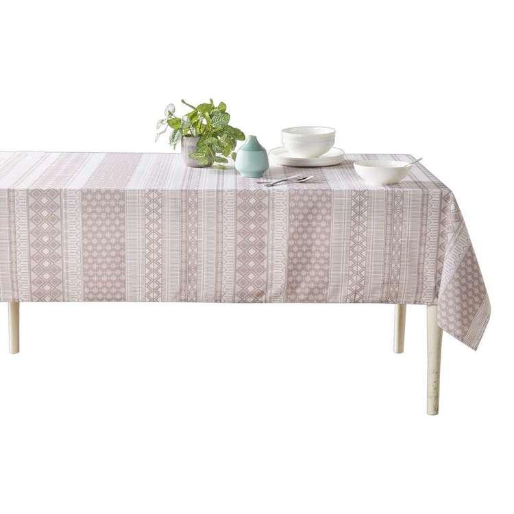 Living Space Zamba Printed Table Cloth