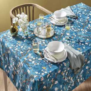 Living Space Mai Printed Tablecloth