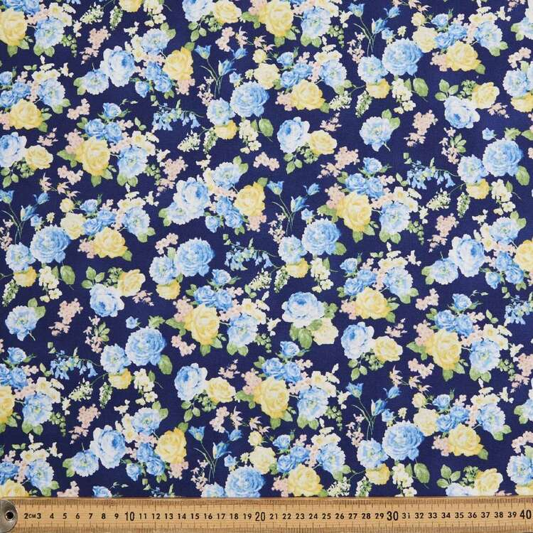 Chantilly Bloom Cotton Fabric