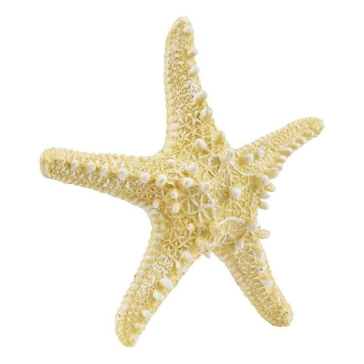 Bouclair Beach Villa Resin Starfish Ornament