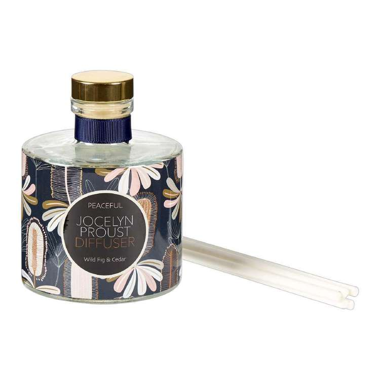 Jocelyn Proust Wild Fig And Cedar Scented Reed Diffuser