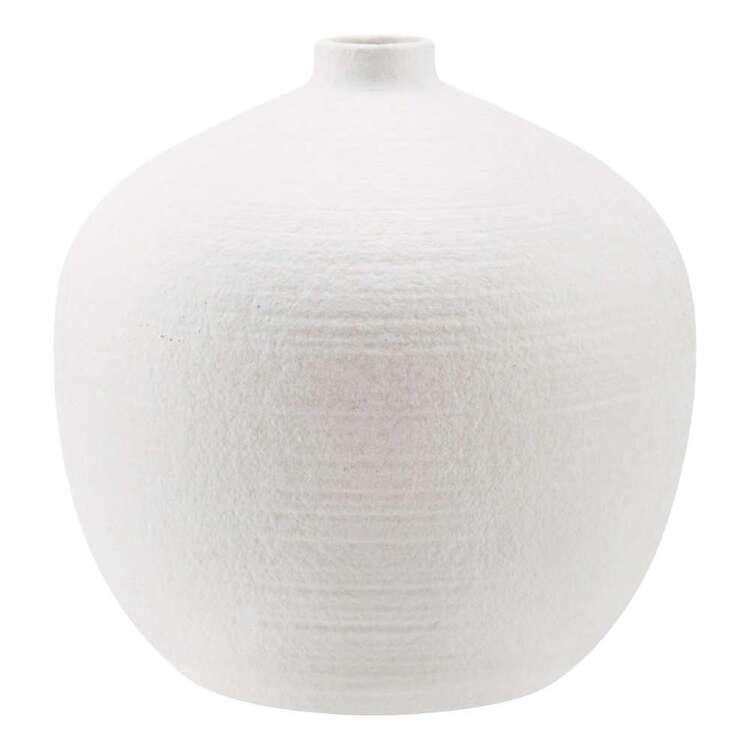 Bouclair Beach Villa Round Vase