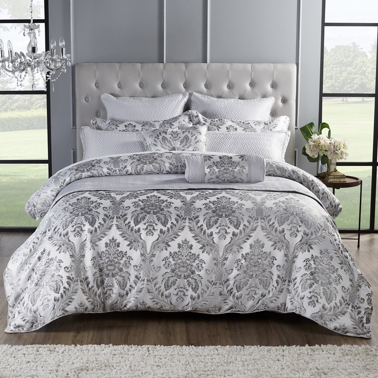 La Scala Kent Quilt Cover Set