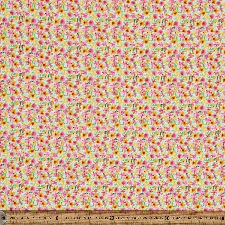 Studio E Boho Bouquet Ditzy Floral Cotton Fabric