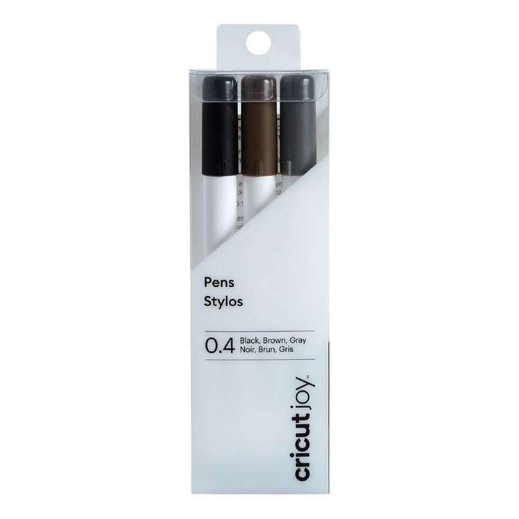 Cricut Joy 0.4 Fine Point Pen 3 Pack