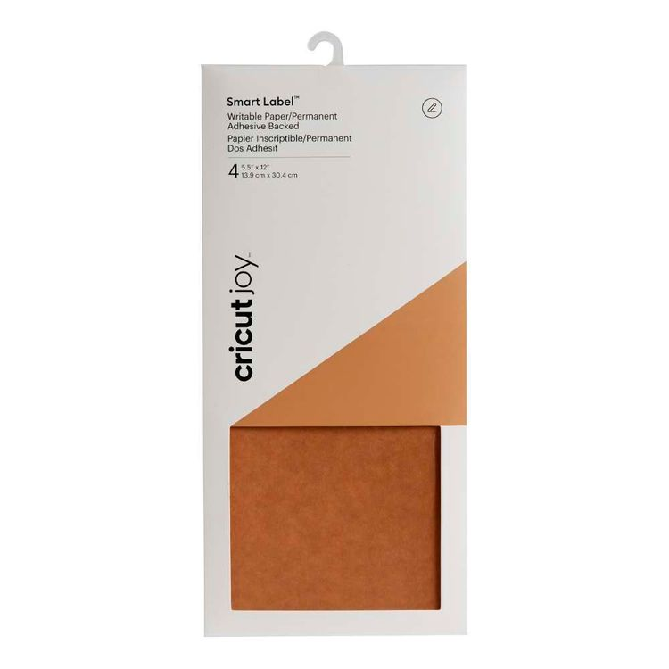 Cricut Joy Smart Adhesive Backed Label 4 Pack