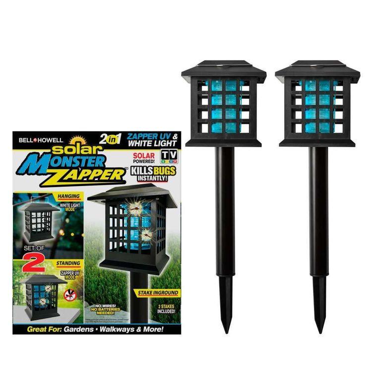As Seen On TV Solar Monster Zapper