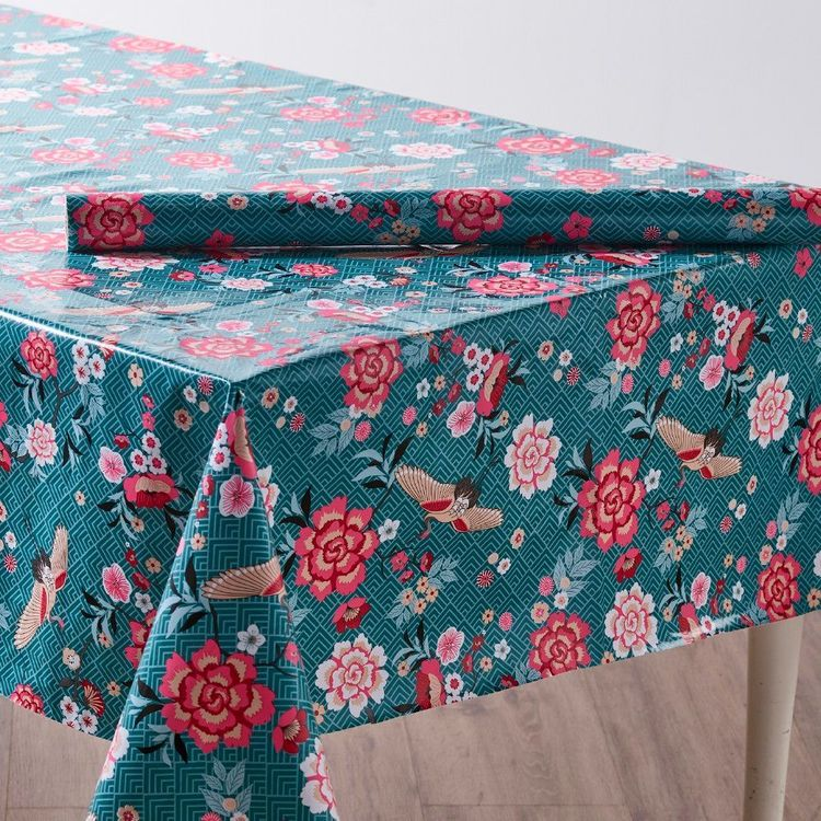 Ladelle Crane Printed Tabletone
