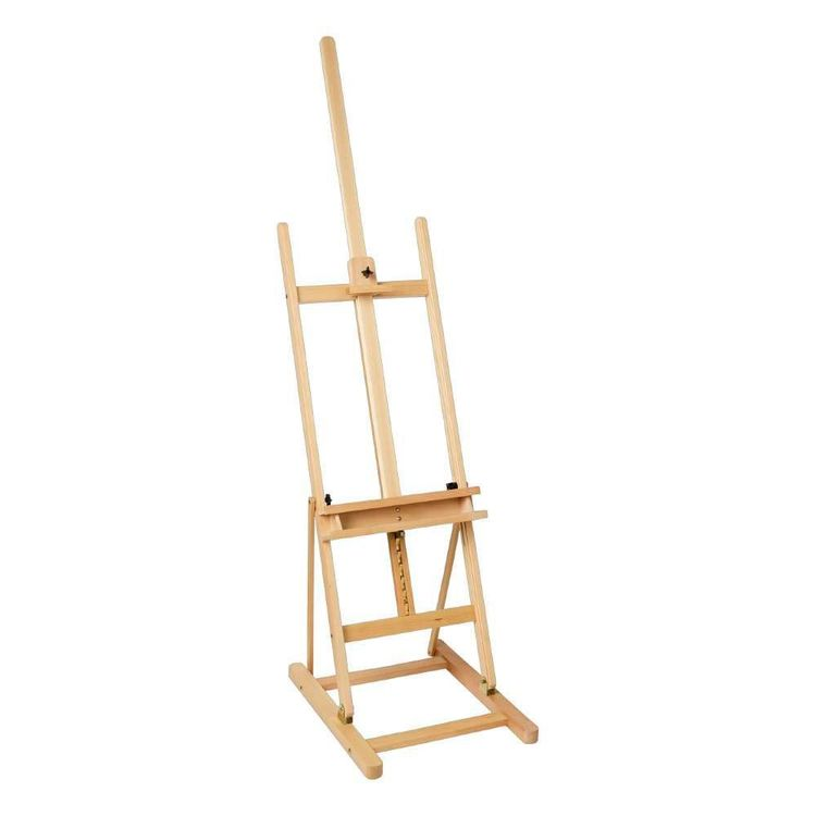 Francheville Studio H-Style Beechwood Easel Natural