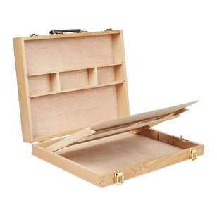 Francheville Storage Box With Wood Pallet