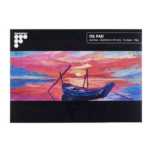 Francheville Studio Oil Art Pad