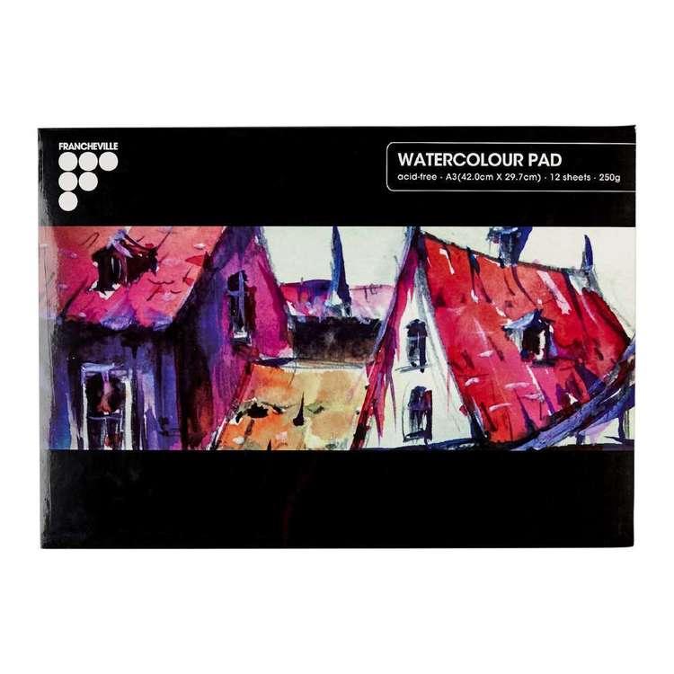 Francheville Studio Watercolour Art Pad