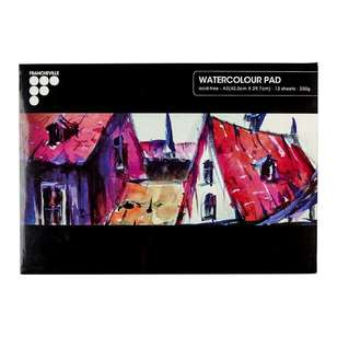 Francheville Studio Watercolour Art Pad