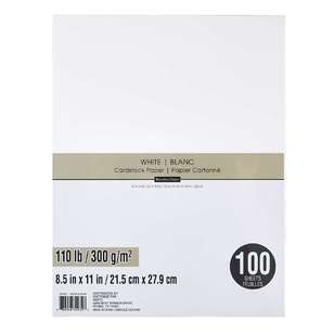 Recollections Cardstock Paper 100 Pack