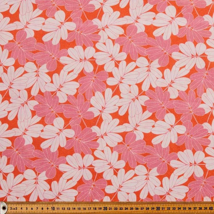 Jocelyn Proust Cotton Eucalyptus Fabric