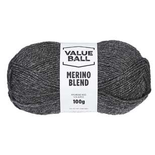 Value Ball Merino 8 Ply Wool Blend Yarn