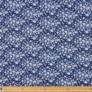 Ditzy Days Printed Country Garden TC 112 cm Fabric