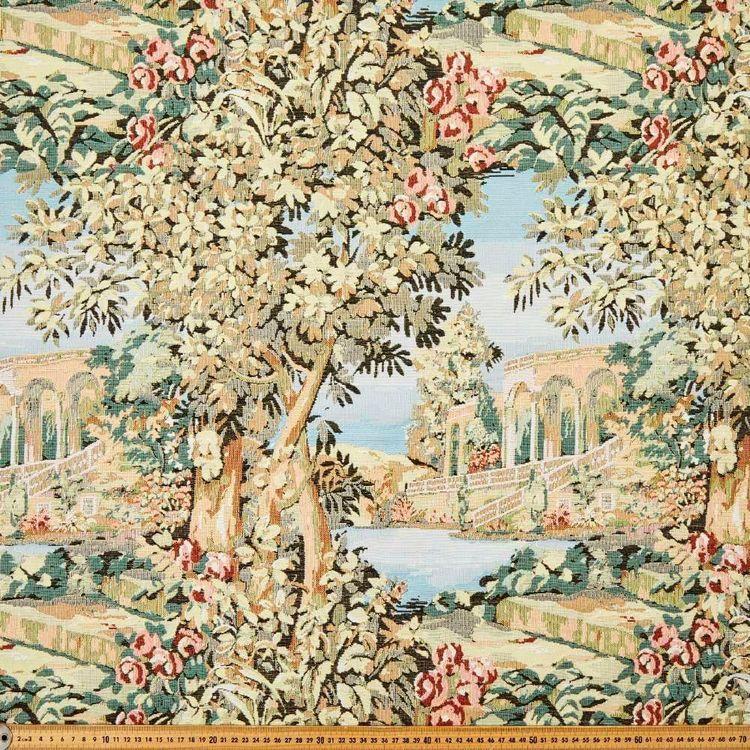 Italian Scene Tapestry