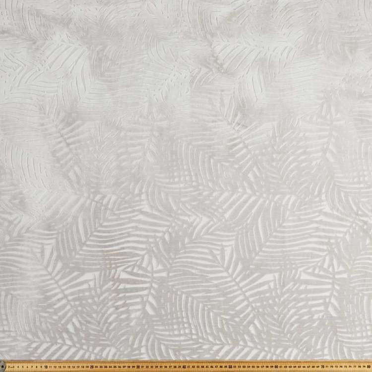 Decorative Leaves Upholstery Fabric