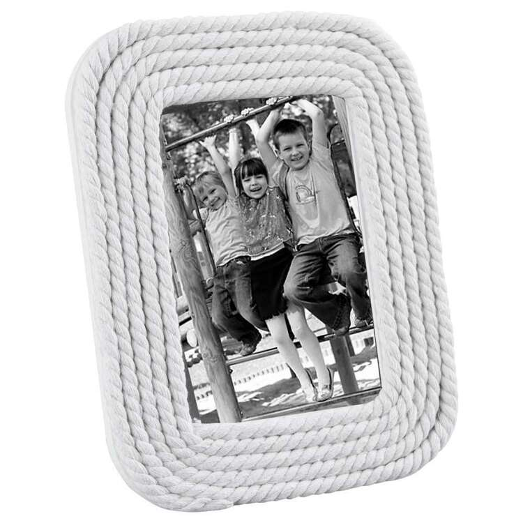 Bouclair Beach Villa Rope Frame