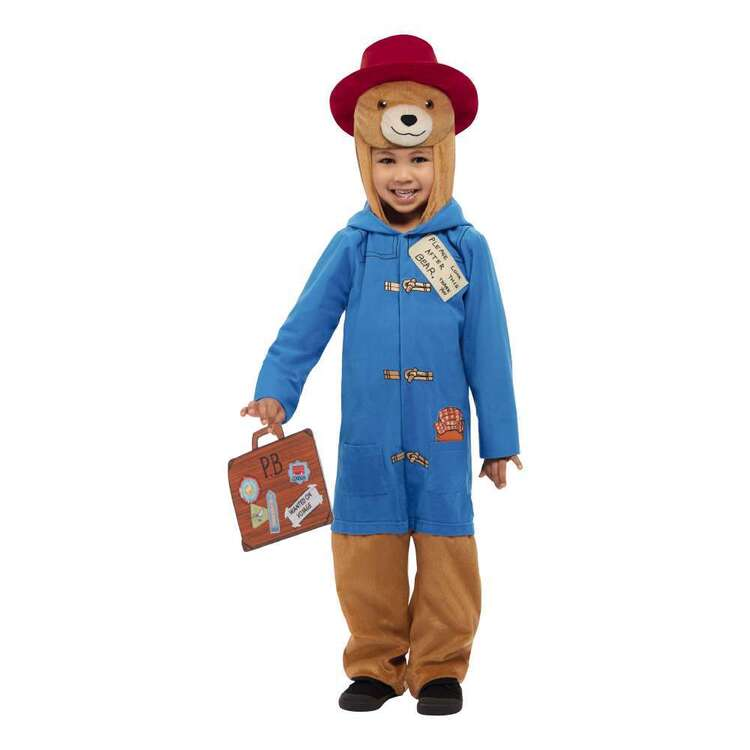 Paddington Bear Kids Costume