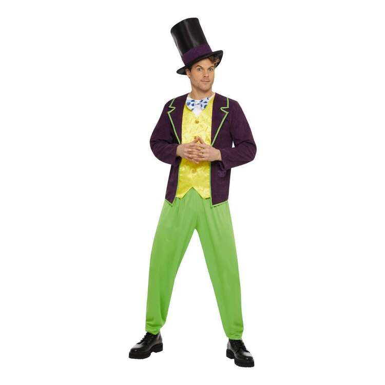 Charlie & The Chocolate Factory Wonka Adult Costume