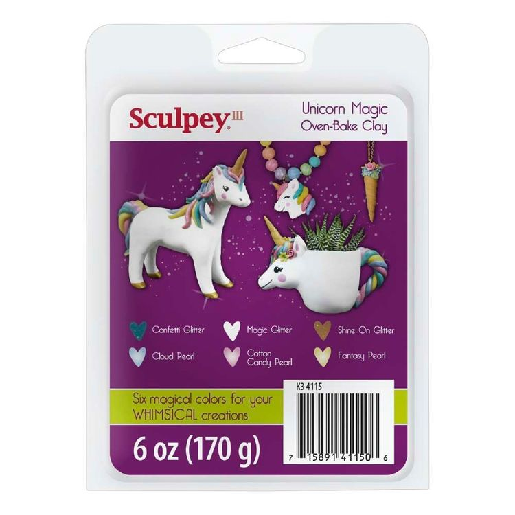 Sculpey Unicorn Magic Kit