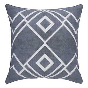 Ombre Home Artisan Soul Muse Diamond Cushion