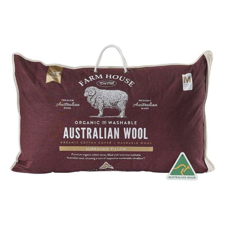 Tontine Farmhouse Wool Pillow