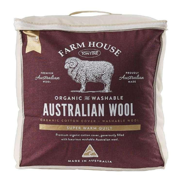 Tontine Farmhouse Wool Quilt