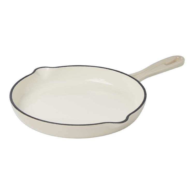 Culinary Co Enamel Cast Iron Fry Pan