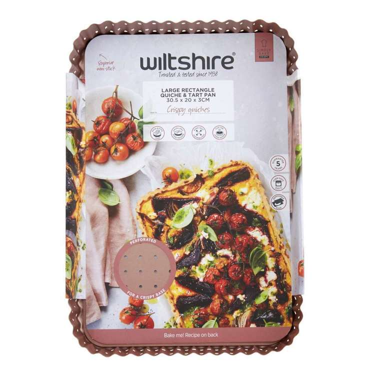 Wiltshire Large Square Quiche & Tart Pan