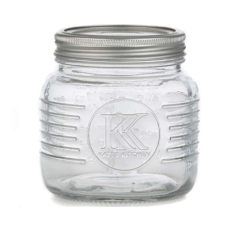 500 mL Jar With 2 Piece Lid