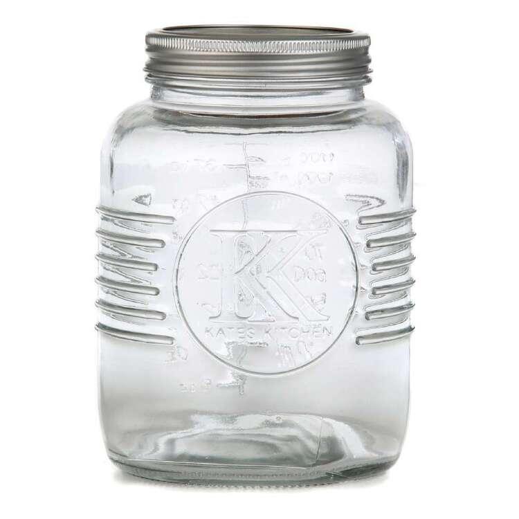 1200 mL Jar With 2 Piece Lid