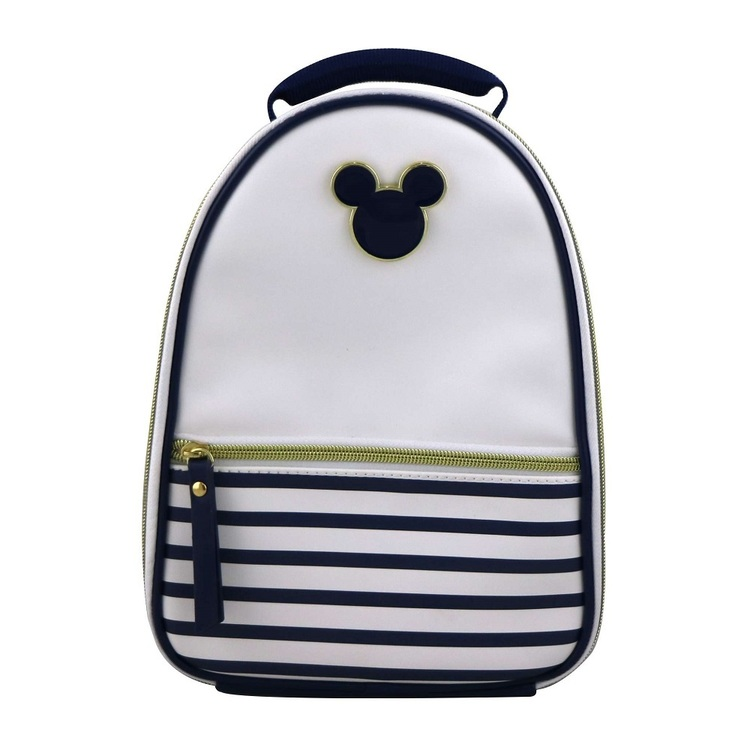 Mickey Mouse Insulated Bag Navy