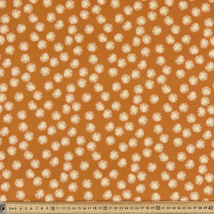 Jocelyn Proust Digital Wattle Spot Cotton Fabric