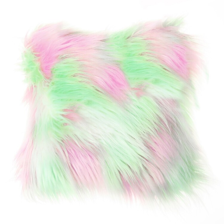 KOO Kids Faux Fur Cushion