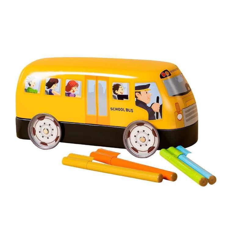 Faber Castell School Bus Set