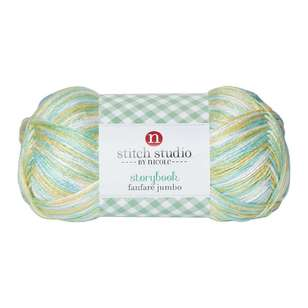 Stitch Studio By Nicole Storybook Fanfare Acrylic Yarn