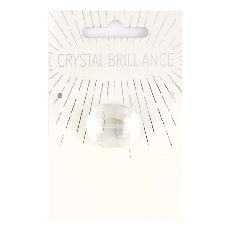 Ribtex Crystal Brilliance Chinese Oval Pendant
