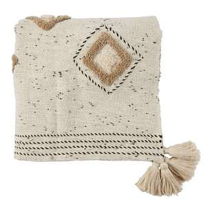 Ombre Home Artisan Soul Diamond Throw