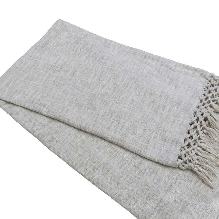 Ombre Home Artisan Soul Slub Knit Throw