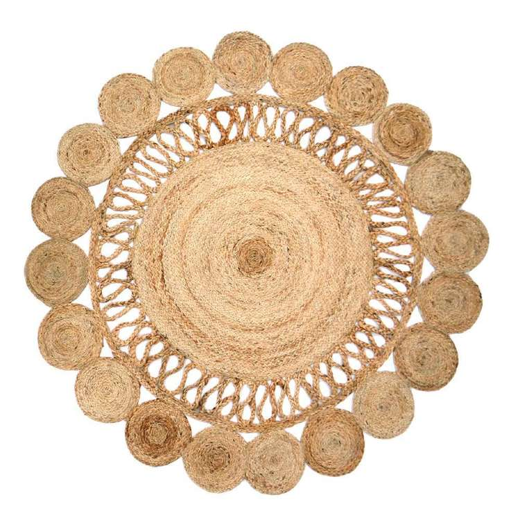 Ombre Home Wandering Nomad Artisan Soul Jute Rug