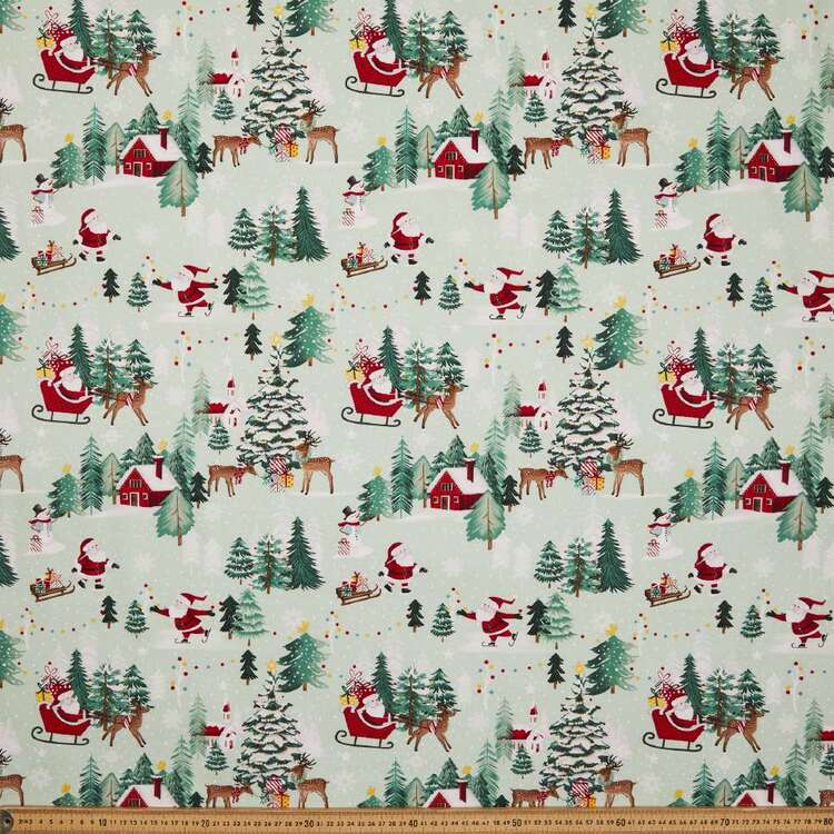 Studio E Peace & Goodwill Scenic Cotton Fabric